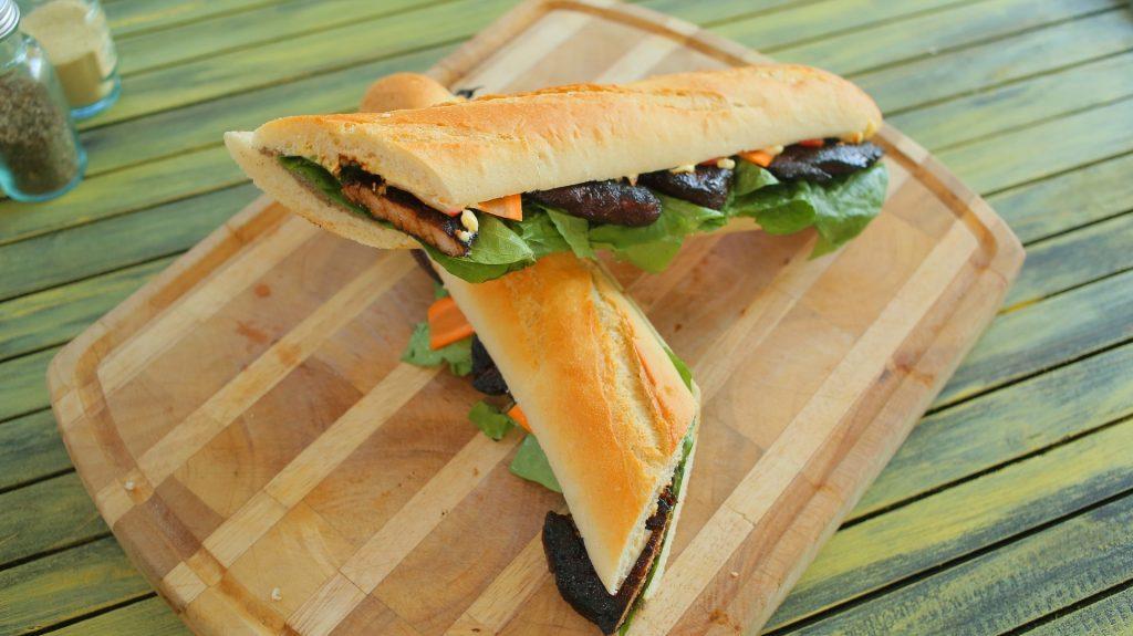 banh mi szendvics