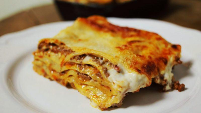 A tökéletes lasagne bolognese