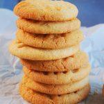 Mogyoróvajas keksz házi mogyoróvajból, recept