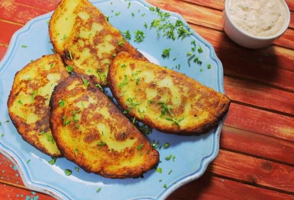 Marhahúsos krumplilepény, recept