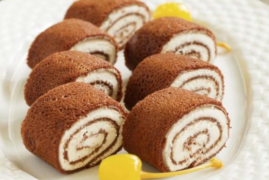 Kakaós palacsinta – Kókuszos túrókrémmel, recept