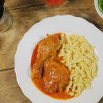 Magyarország kedvence: paprikás csirke galuskával és ubisalival