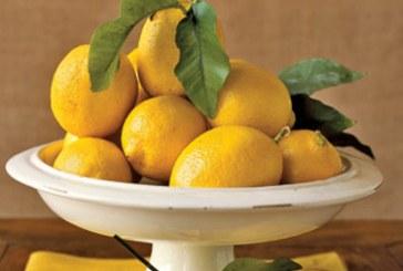 Egy trükk, hogy ne pazarolj el egy egész citromot …