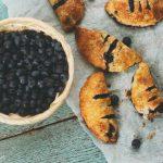 Ropogós áfonyás süti, recept