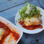Olasz parmezános csirke, recept