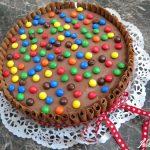 M&M's torta, recept