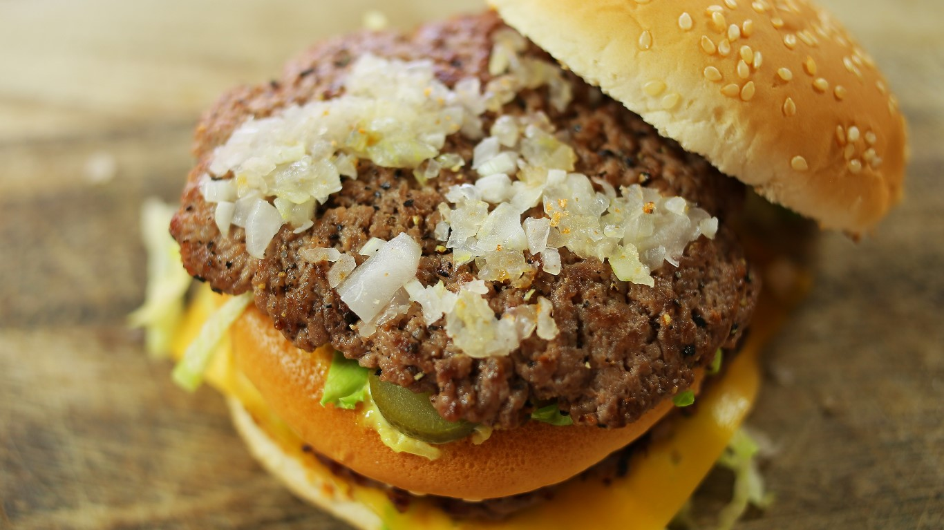 házi Big Mac