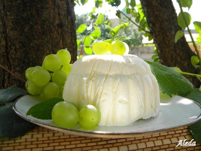 Fehérboros szőlőparfé