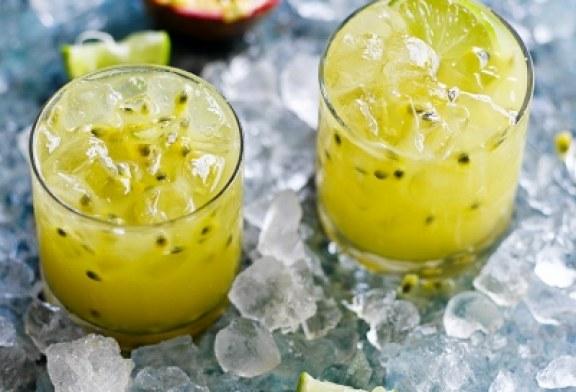 Jamie Olver féle – Passió gyümölcsös Caipirinha