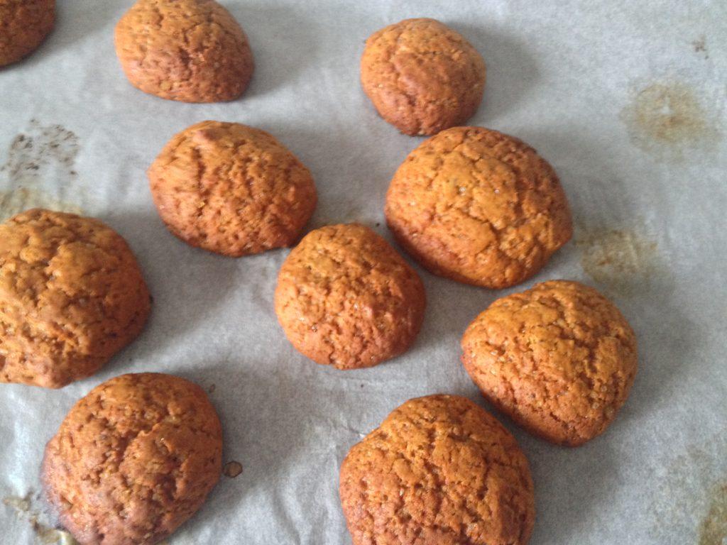 5 perces Illatos csillagánizsos keksz