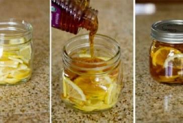 Így készíts őszi torokszirupot! Recept