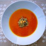 Édesburgonya krémleves ( Gluténmentes és vegán ), recept