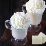 5 perces fehér csoki ital, recept