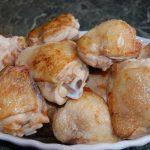 Paradicsomos csirke fokhagymás spagettivel, recept