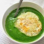 Spenót főzelék édesen (paleo), recept