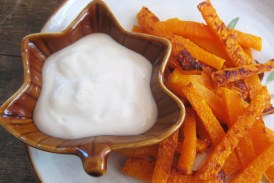 Cseréld le a krumplit! sült sütőtökhasábok, recept