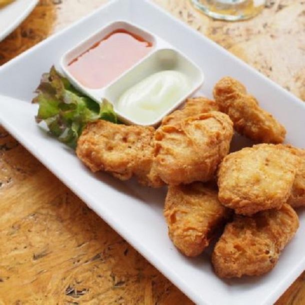 A Mcdonald's chicken nuggets féltve őrzött receptje!