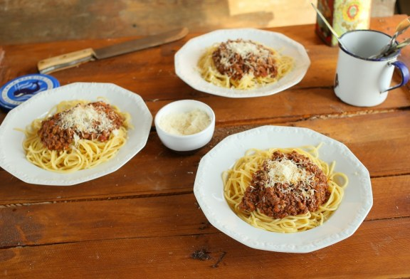 Bolognai spagetti, recept