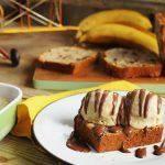 Banánkenyér, recept
