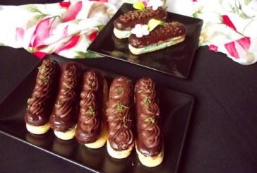 Csokoládéhabos babapiskótaszelet – sütés nélküli bámulatos karácsonyi finomság, recept
