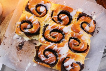 WOW: elképesztően finom – Amerikai fahéjas csiga