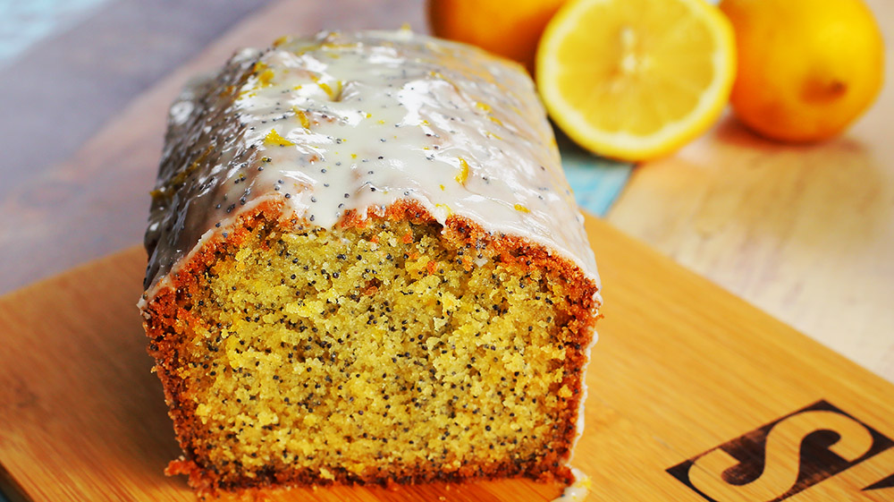 Szuperfinom citromos-mákos süti
