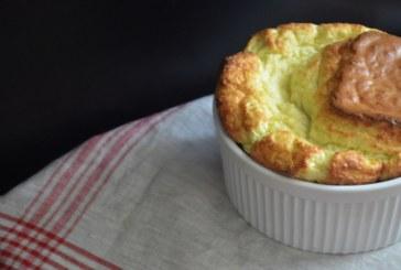 Ez itt a világ legsajtosabb sajtos szufléja recept