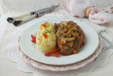 Sertés escalope, recept