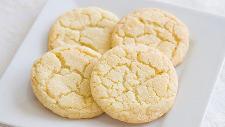 5 hozzávalós, tökéletes omlós keksz