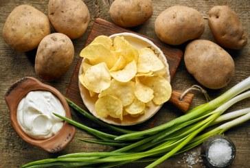 Filléres, extra ropogós házi chips, recept