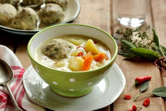 Jól bevált recept alapján – Ízletes gombócos krumplileves