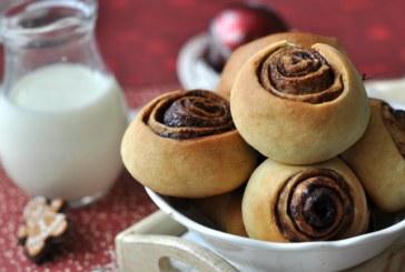 A tökéletes karácsonyi reggeli: mézeskalácsos kakaós csiga, recept