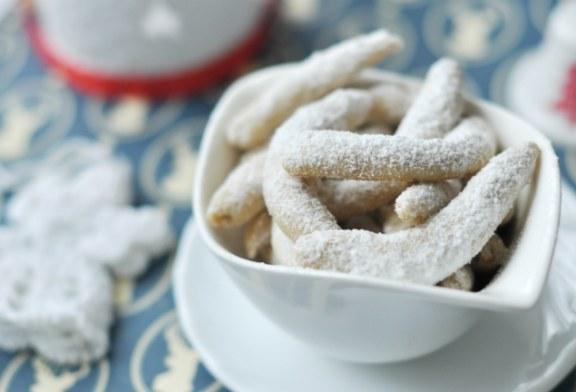 A süti, amiből morzsa sem marad: a vaníliás kifli, recept
