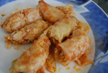 Vásárosnaményi töltött káposzta – avagy anyukám főztje, recept