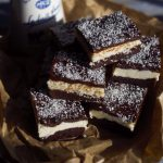 Bounty brownie, recept