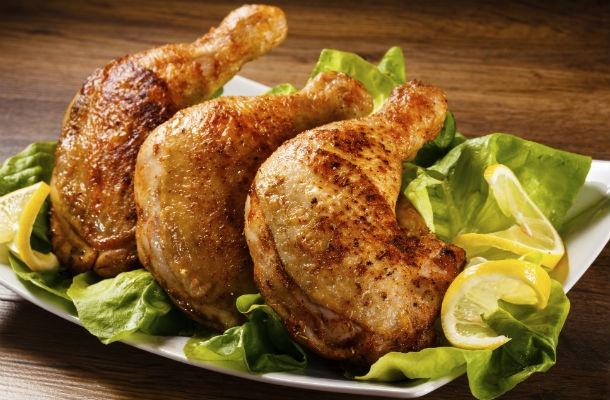 Kefirben pácolt csirkecomb