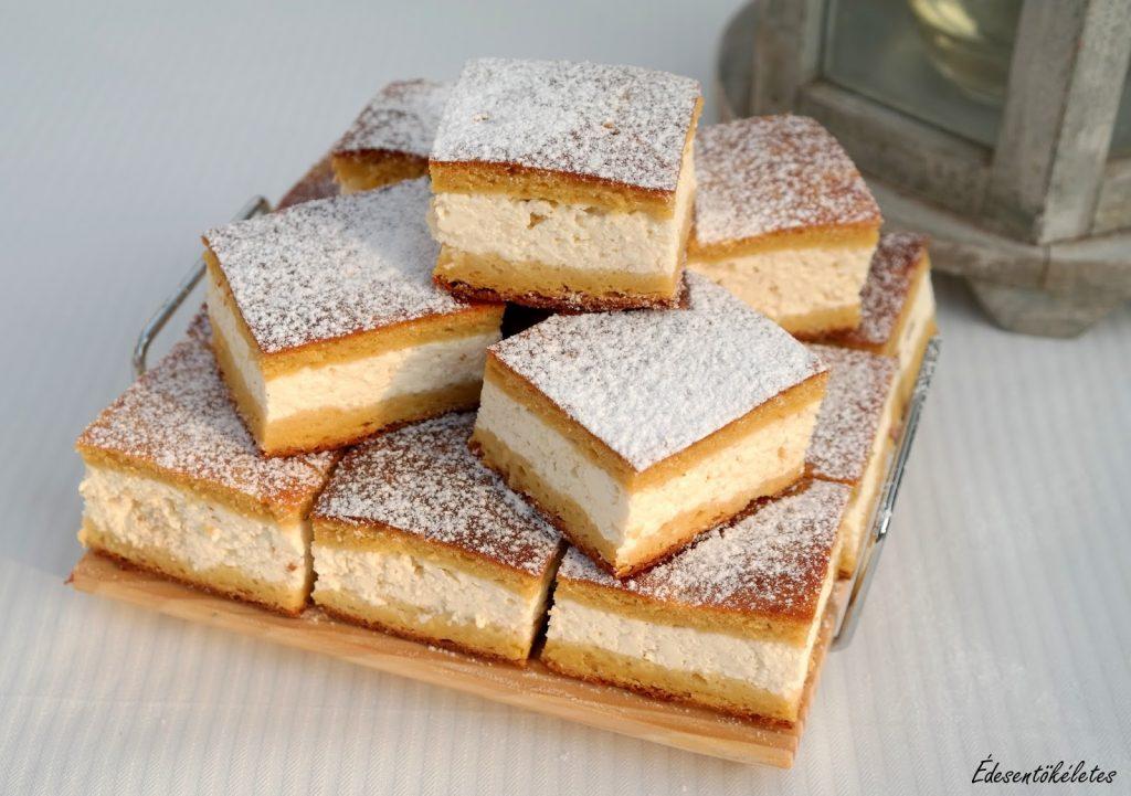 Update1 Túrós sütemény