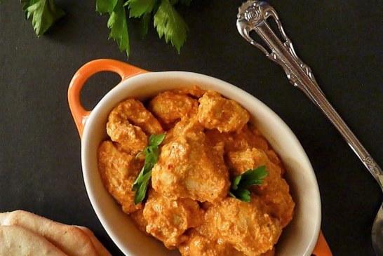 Csirke tikka masala, recept