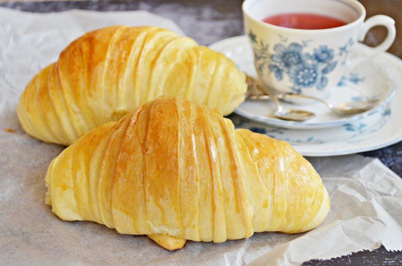 Gigantikus croissant (bögrésen is)