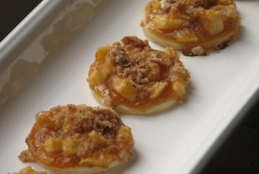 Almás pite falatok, recept