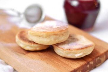 Az eredeti Angol muffin, recept
