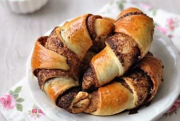 Húsvéti Fahéjas kifli, recept