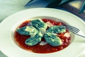 Így készül a medvehagymás gnocchi, recept