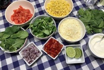Mexikói chilis marha – interaktív wrap, recept