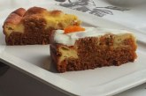 Répa és sajttorta mix, recept