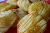 Egy egyszerű köret :Svéd burgonya , recept