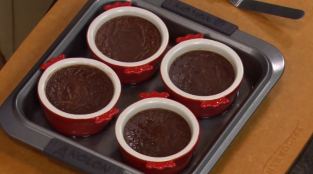 Nick Stellino chef: Mokka krém karamell