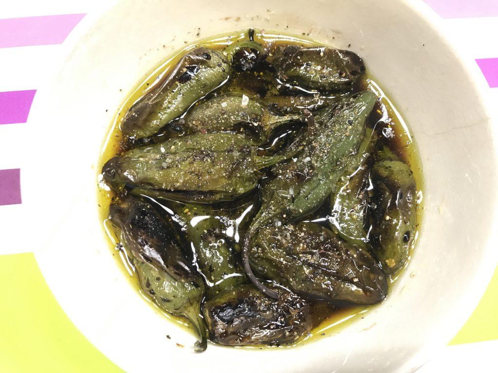 Sült ecetes Jalapeno