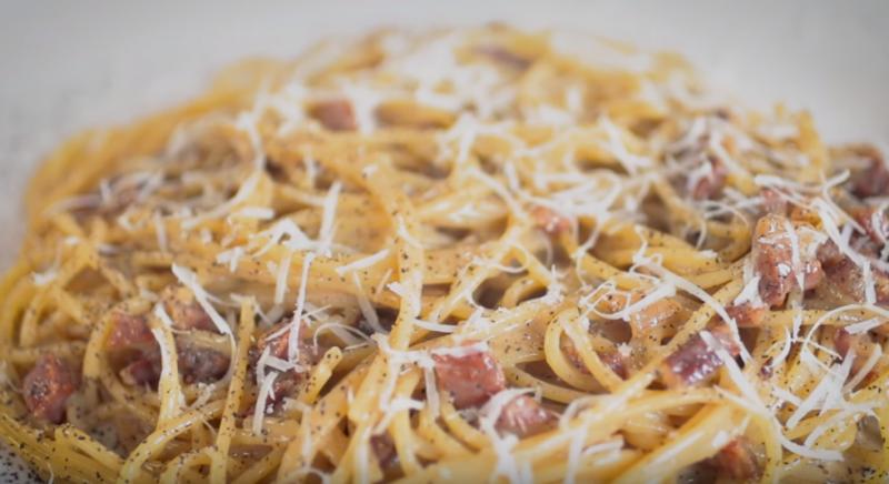 Spagetti Carbonara - Jamie Oliver