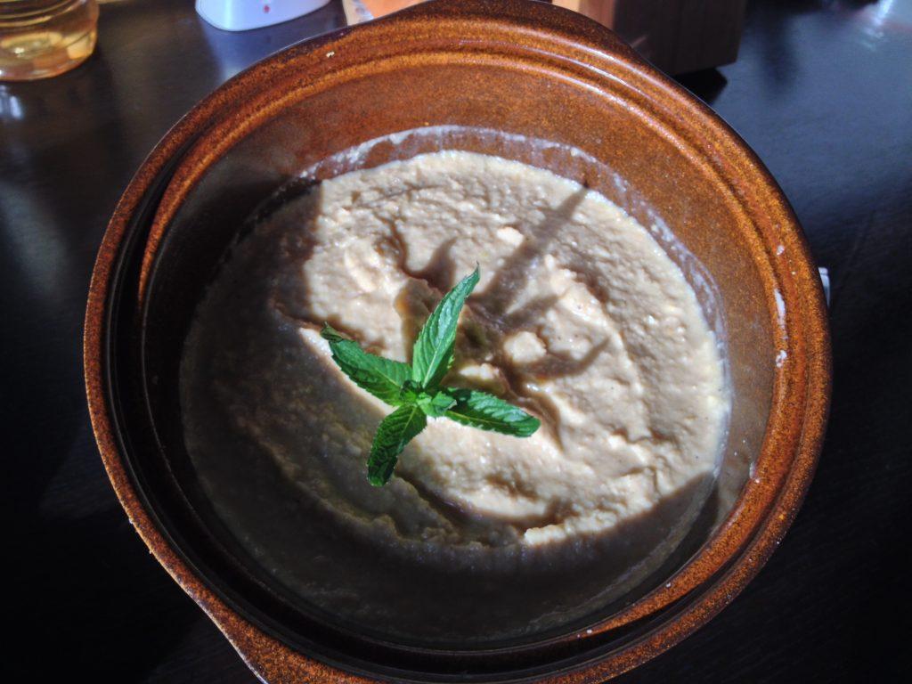 Hummus - Csicseri borsó Krém